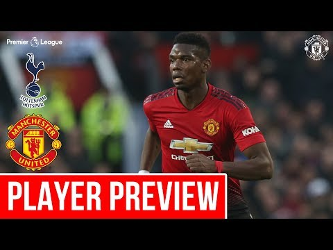 Paul Pogba looking forward to Spurs test | Tottenham Hotspur v Manchester United | Player Preview Mp3