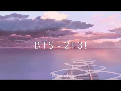 BTS - 2! 3! (둘! 셋!) lyrics (English)