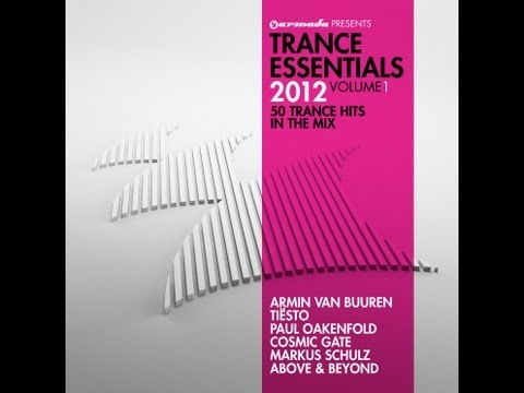 Out now: Trance Essentials 2012, Vol. 1