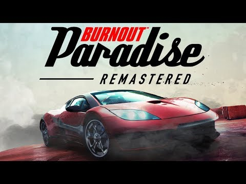 BURNOUT PARADISE REMASTERED : Le test en TOC | Gameplay FR [4K]