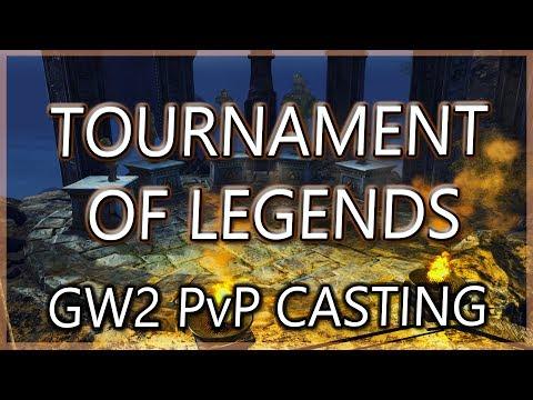 Casting Tournament Of Legends - Guild Wars 2 Conquest PvP thumbnail