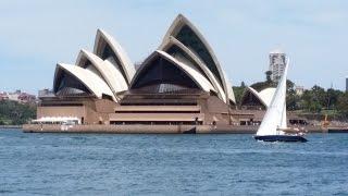 Австралия 2015.  Города Австралии.  Сидней.  Beautiful views of Sydney(Полюбуйтесь вместе со мной восхитительными пейзажами набережной Сиднея. Eсть города, красивее Сиднея?, 2015-02-25T00:19:29.000Z)