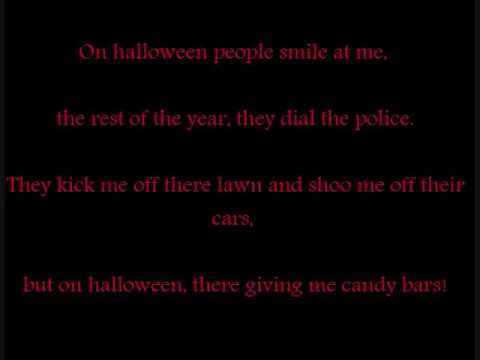Every Halloween Lyrics - YouTube