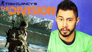 "THE DIVISION ""Agent Journey"" trailer reaction by Jaby!"