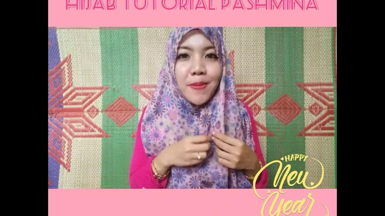Tutorial Hijab Pashmina 2017 YouTube