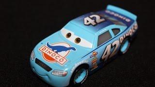Mattel Disney Cars 3 Cal Weathers (Dinoco #42) The King