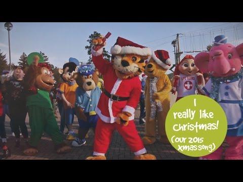 Haven Holidays - I really like Christmas (I really like you cover)