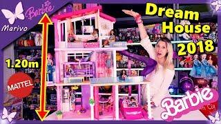 Marivobox #41 * IDEALNY DOMEK - NOWY OGROMNY DREAMHOUSE!!! * Unboxing po polsku z lalkami Video