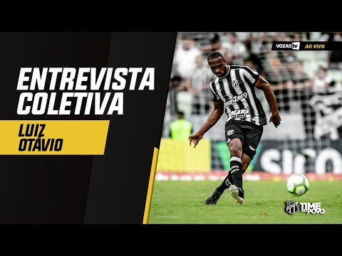 COLETIVA Coletiva Luiz Otávio  15082019  Vozão TV