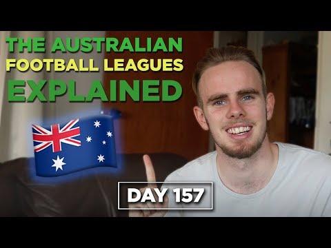 The Australian Football Leagues Explained | PRO & SEMI-PRO