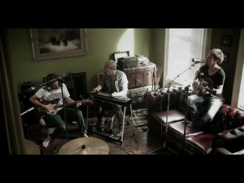 The Temperance Movement - Lovers & Fighters (Live in the Living Room)