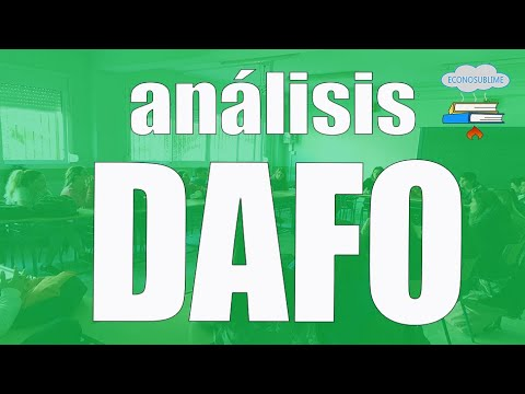 ACTIVIDAD 8. Análisis DAFO