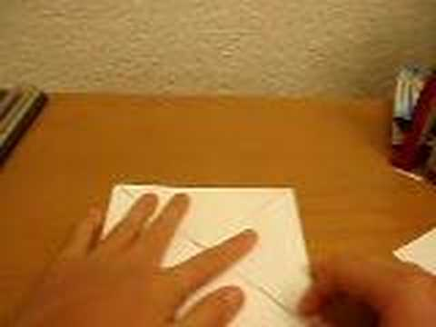 How to make a Paper/Origami Fortune Teller