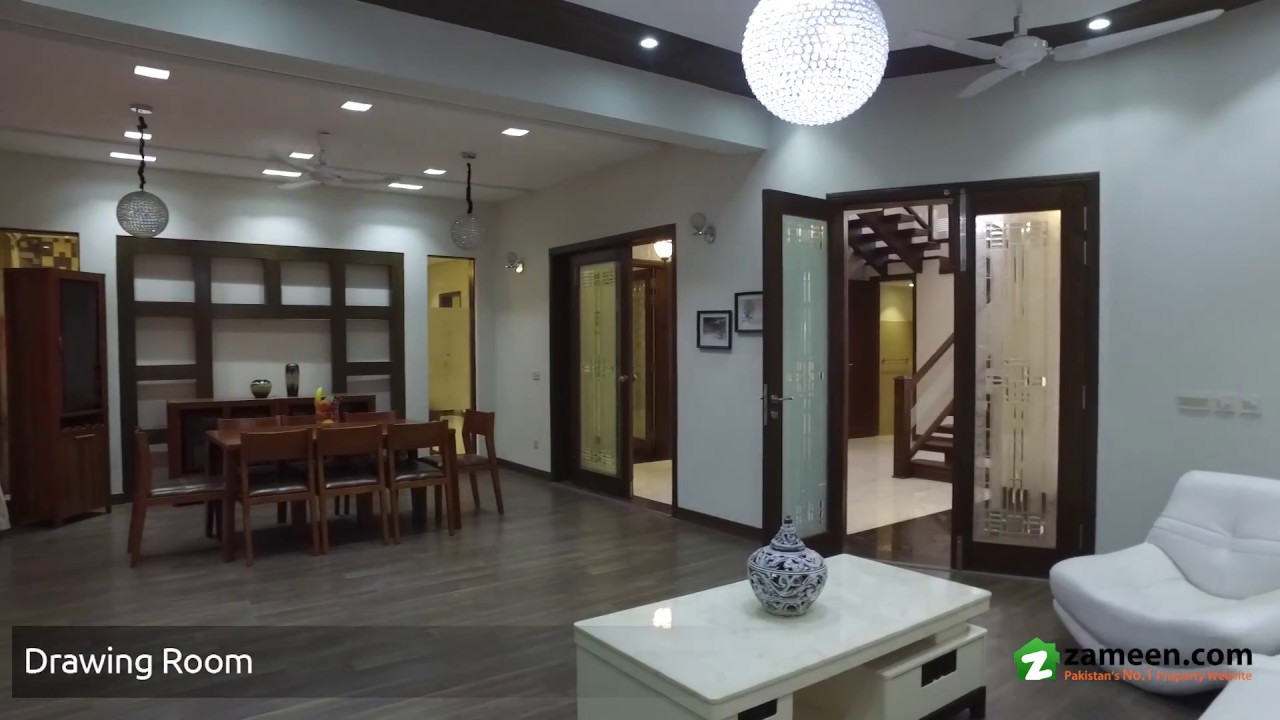 1 Kanal Fully Furnished House With Basement Is Available