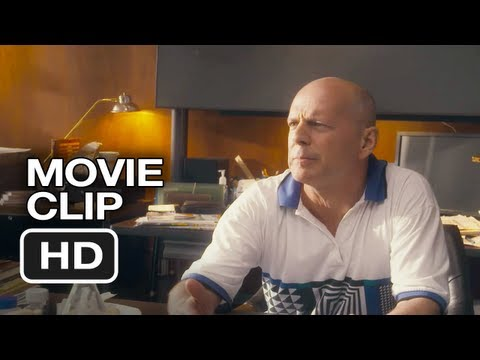 Lay the Favorite Movie CLIP #1 (2012) - Stephen Frears, Bruce Willis Movie HD