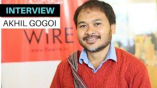 अखिल गोगोई: भाजपा से हमारी लड़ाई विचारधारा की लड़ाई है