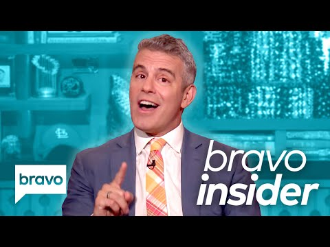 Andy Cohen Tells All and Answers Bravo Fans' Juiciest Questions