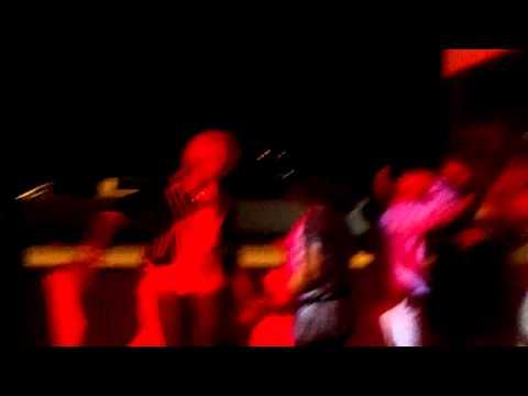 DJ SILVER (North Base) - 'Jammin' live @ Radio Cassareep, Barbados Jan 28th, 2012
