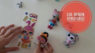 Bim İndiriminden Satın Aldığım 2 Liralık LOL Stickerlarıyla Oynuyorum.