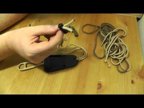 Quick-Tipp: Neckknife Halsband Tragehilfe Sicherheit (ESEE)