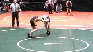 2014 OAC State Tourney 146 Jojo Ingram