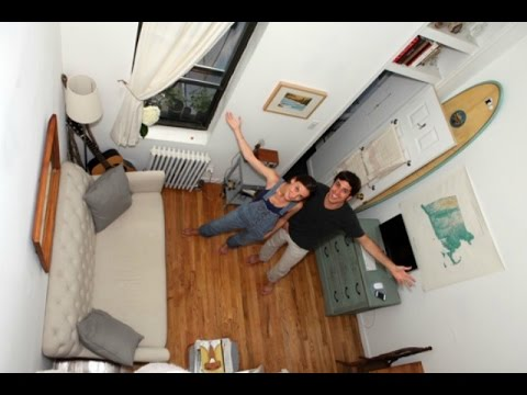 Megacities 200 Square Feet Agenda 21 Micro Apartments Are Only 2000 Per Month In New York
