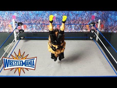 John Cena vs. The Undertaker: WWE WrestleMania 33