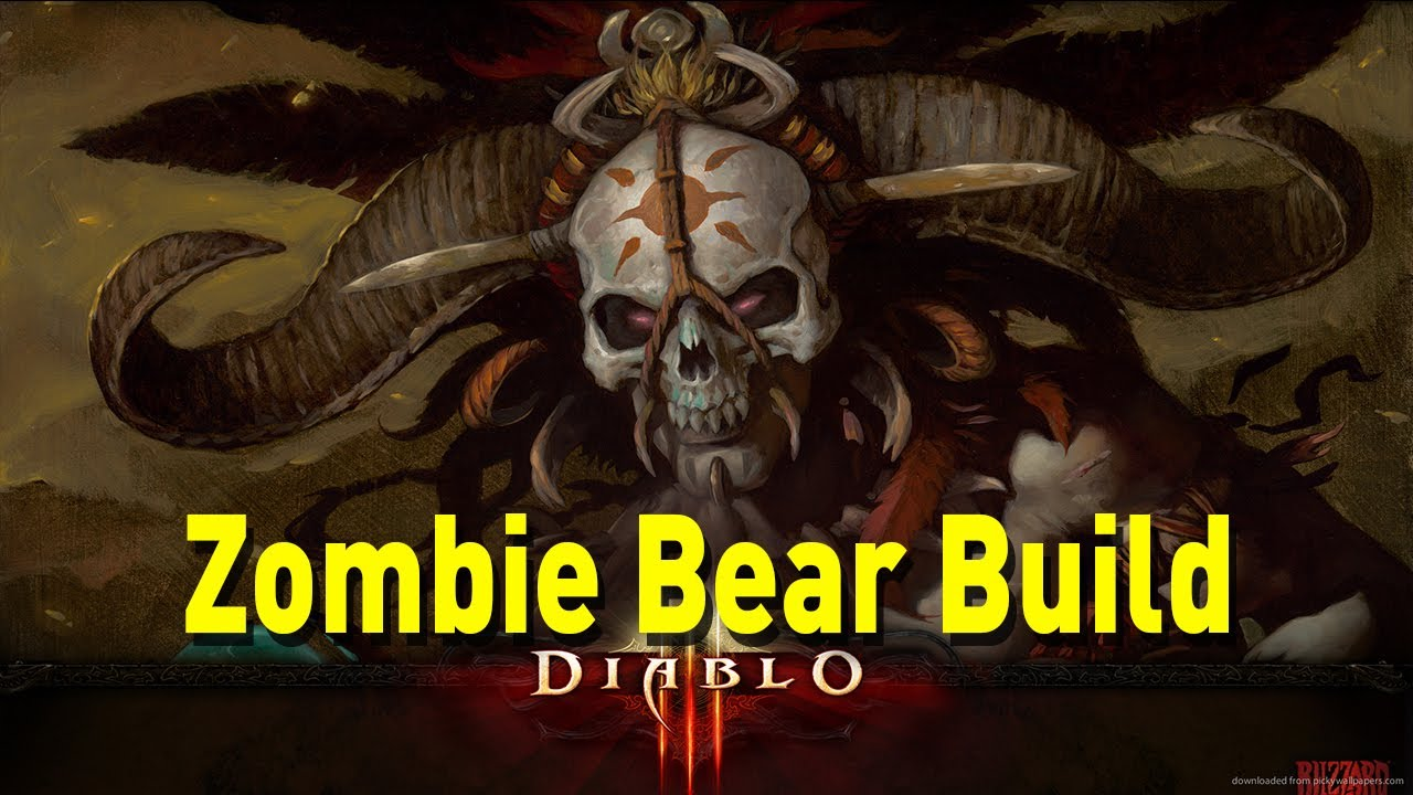 Diablo 3 witch doctor zombie bear build guide 2 0 2 for Zombie build