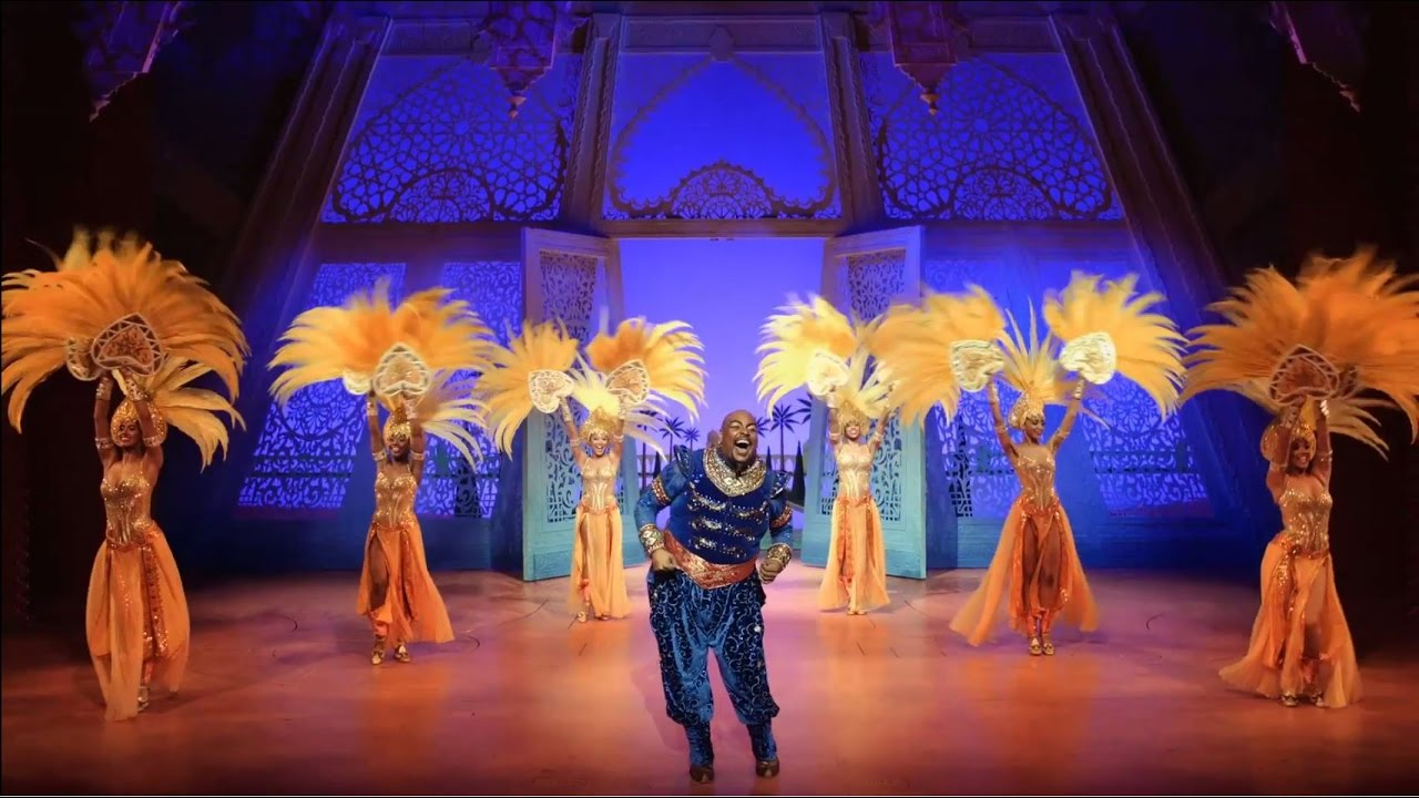 Autism Friendly Performance Of Disneys >> Aladdin The Musical Welcome To Our First Ever Autism Friendly Performance Official Disney Uk