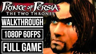 PRINCE OF PERSIA THE TWO THRONES Gameplay Walkthrough FULL GAME No Commentary [1080p 60fps]