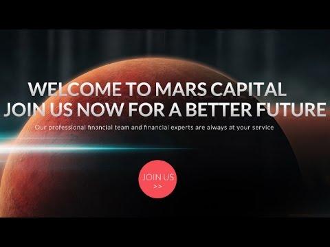 Обзор проекта Mars Capital - SCAM