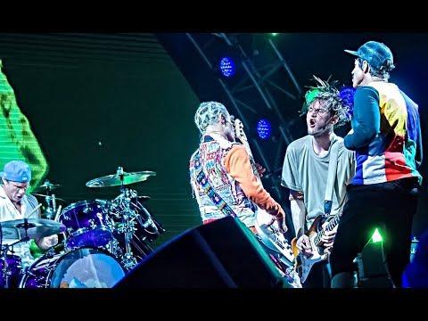 Red Hot Chili Peppers - Kraków, Poland -  25.07.2017 (FULL CONCERT)