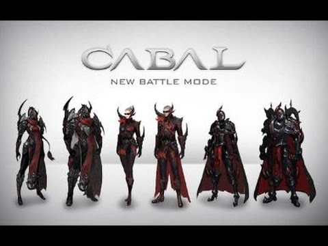 CABAL  ดัน 105 เขาฟ้าแบบละเอียด พร้อมบอส ลับ 8 ตัว (Full HD)