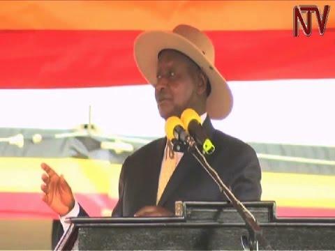 Museveni: I am nobody's employee