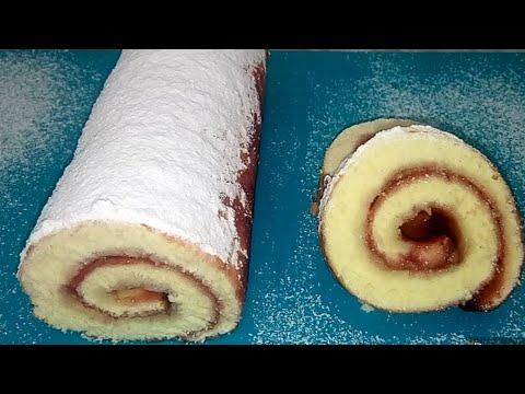gâteau-roulé-à-la-confiture