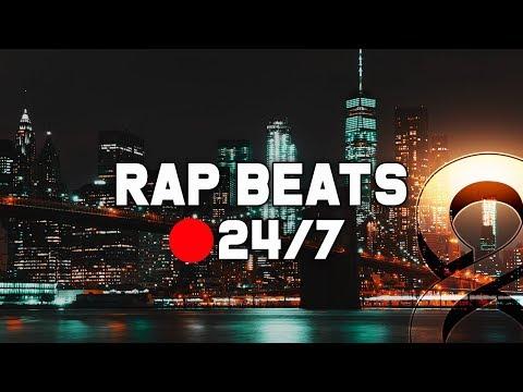 Rap Trap Hip Hop Beats Radio 🔴 LIVE 24/7 Freestyle Instrumentals 2020