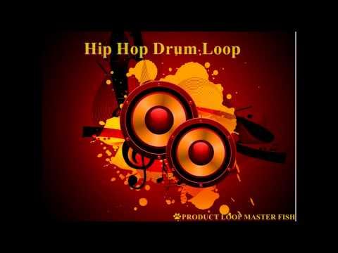 Hip Hop Drum Loop 70 bpm (Instrumental) MusicLoopEn