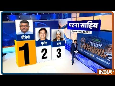 Lok Sabha Election 2019: Watch India TV-CNX Opinion Poll On Bihar