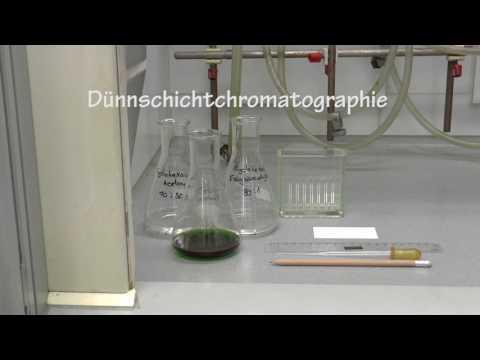 Dünnschichtchromatografie
