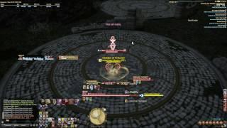 final fantasy xiv ninja a9s dummy