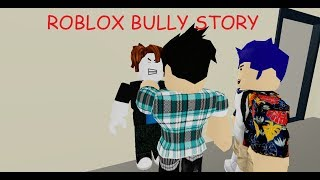 ROBLOX BULLY STORY: The Bacon Hair: Part 1