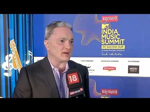Mr. Gautam Singhania, CMD-The Raymond Group | Association with MTV India Music Summit 2018.