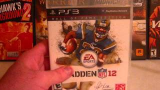 Madden NFL 12 PS3 Review