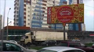 Ставрополь из окна автобуса 4