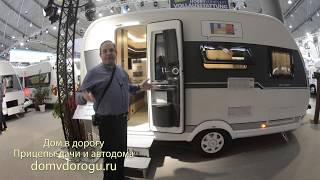 Не дорогой высокопроходимый Дом на колесах с тепловой подушкой у входа.Hobby De Luxe Edition 440 SF