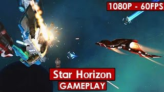 Star Horizon gameplay HD - 3D On-Rails Space Shooter - [1080p - 60fps]