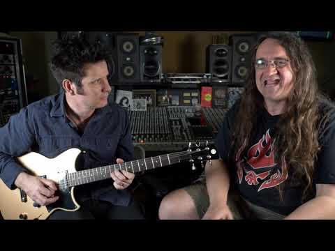 The Tones Of Aerosmith And Ace Frehley  With Warren Huart