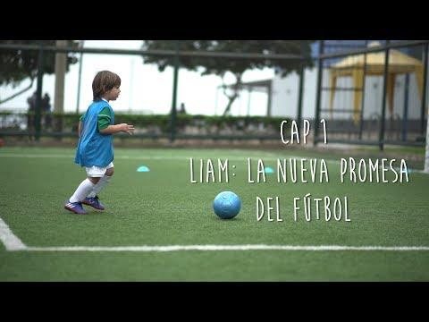 Cap 1 - LIAM : La Nueva promesa del Fútbol