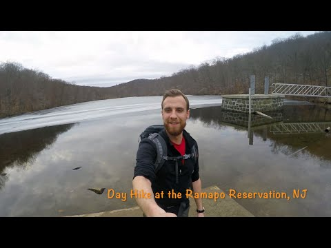 Day Hike At The Ramapo Reservation, NJ