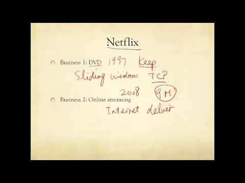 Part B: Netflix Business Models